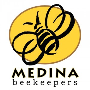 FINAL - Medina Beekeepers logo - 5-5-14
